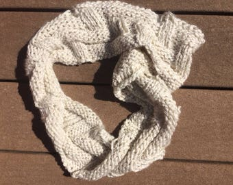 Off-White Infinity Scarf
