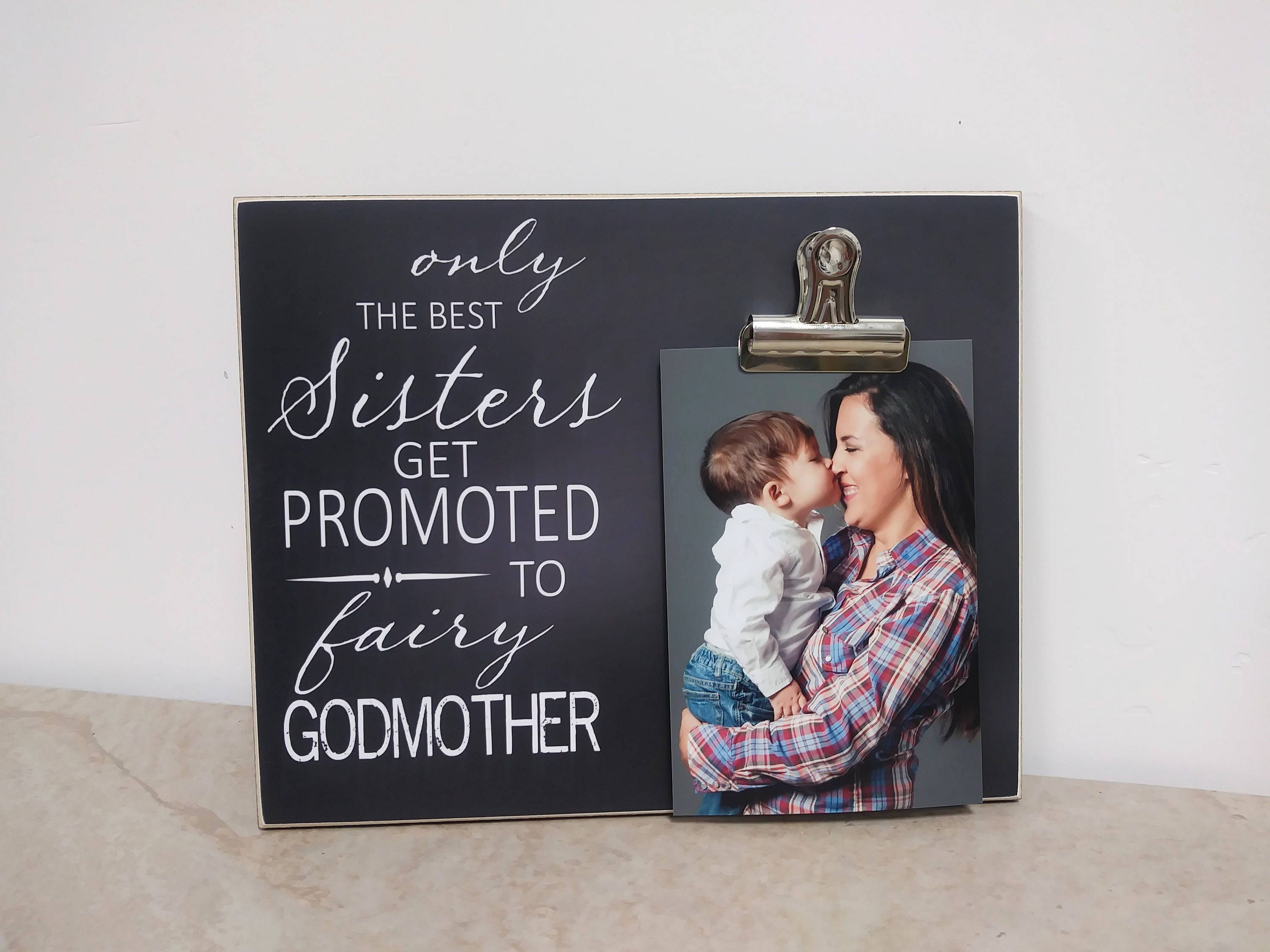 Christening gift godmother gift picture frame baptism gift zoom jeuxipadfo Image collections