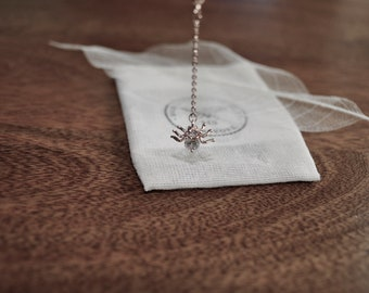 Miss Charolette the Spider Pendant