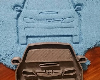 2008-2010 Subaru WRX (and STi) Cookie Cutter