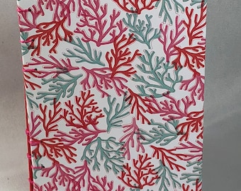 Red Coral B6 Journal