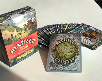 Allfield Storytelling Card Game Preview Deck