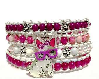 Upon request * custom * jewelry on request * personalized Bracelets * varied Themes