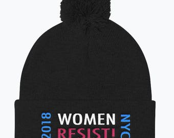 Women's March 2018 NYC RESIST Hat