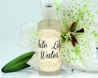 """Perfume """"White lily&Water"""", women perfume, floral perfume, fresh perfume, fruity perfume"""