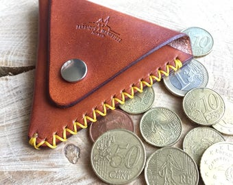 Coin Purse, leather coin purse, change purse, leather change purse, coin