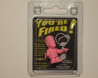 Donald Trump President America IMPEACH propaganda custom vinyl toy