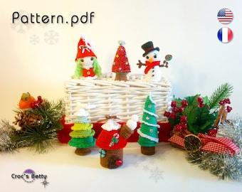 Pattern - Pack Noël