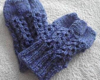 Mittens - pattern - woman size
