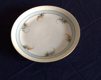Handpainted Decorative Plate