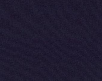Navy Blue Bella Solids from Moda