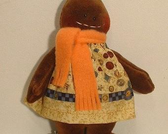 Gingerbreadman nr 4