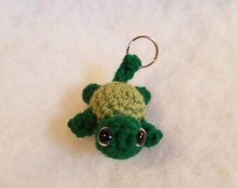 Baby Turtle keychain