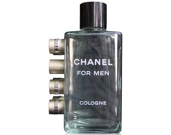 Vintage Chanel Steampunk Oversized Bottle - Decorative Object, Antique Chanel Collectibles, Perfume Bottle