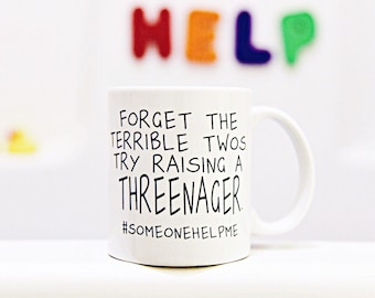 THREENAGER Mug