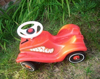 Vintage car retro car, 80s, kids car, soap box, Bobby Car-Fun Formula *