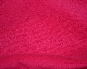 RASPBERRY PINK TERRY CLOTH