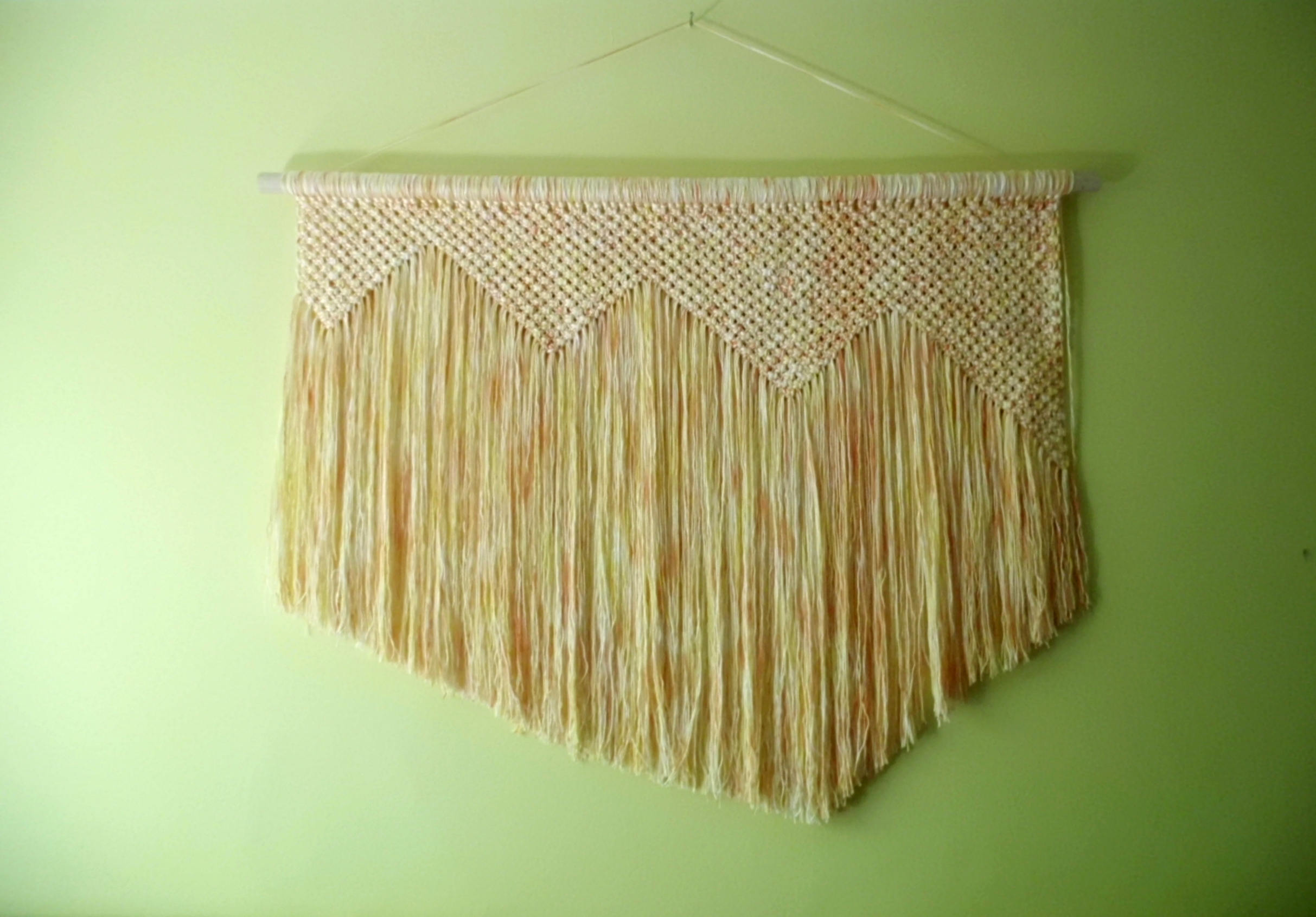 Cool Yarn Wall Decor Pictures Inspiration - The Wall Art ...
