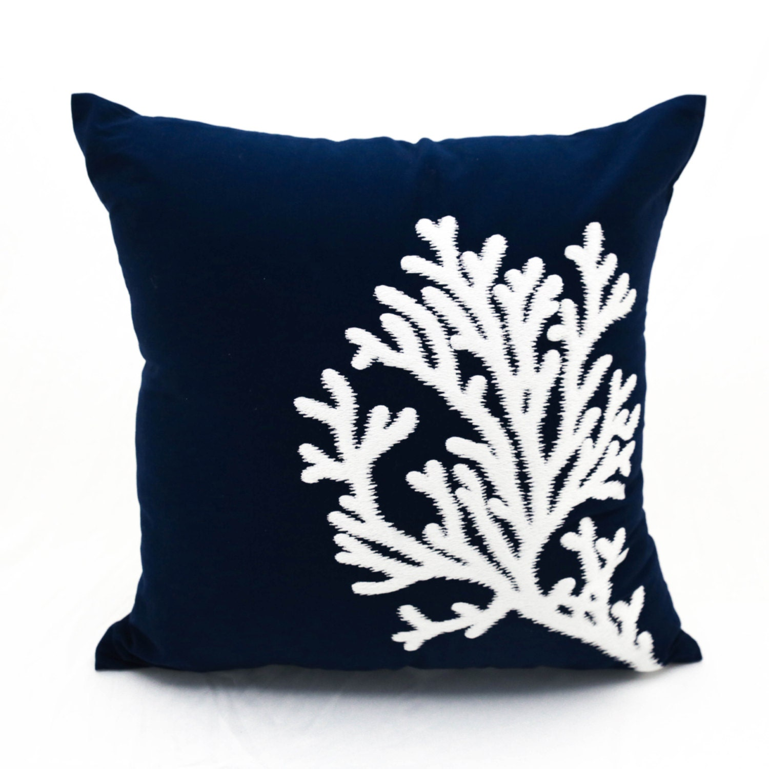 zigzag dahlia chevron navy pillow pin pillows via and white coral on