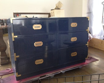 Dixie Campaign Dresser Available for custom Lacquer