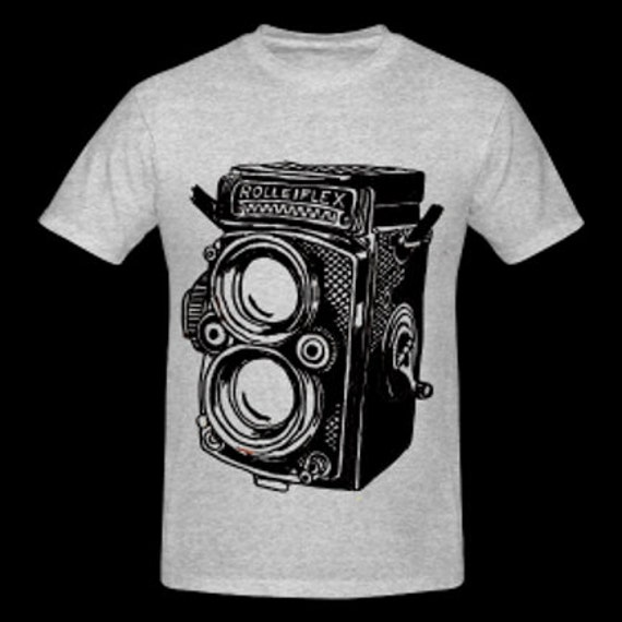 Rollieflex Camera T