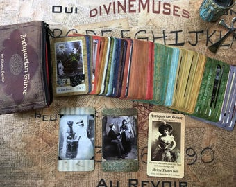 Antiquarian Tarot Deck, Preorder Sale!