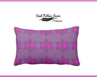 Pink Star Pillow Case