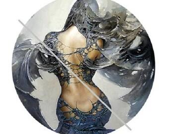 20mm, nice back goddess, fairy