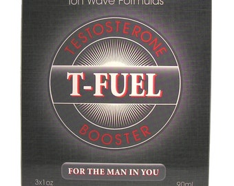 Testosterone Restored with T-FUEL