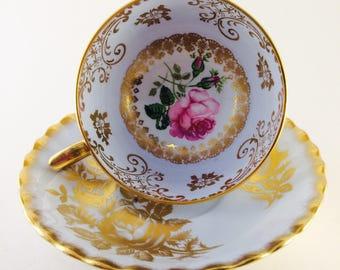 Cup and Saucer, WINDSOR, Bone China, England