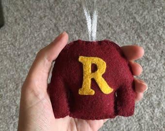 Weasley Sweater Ornament