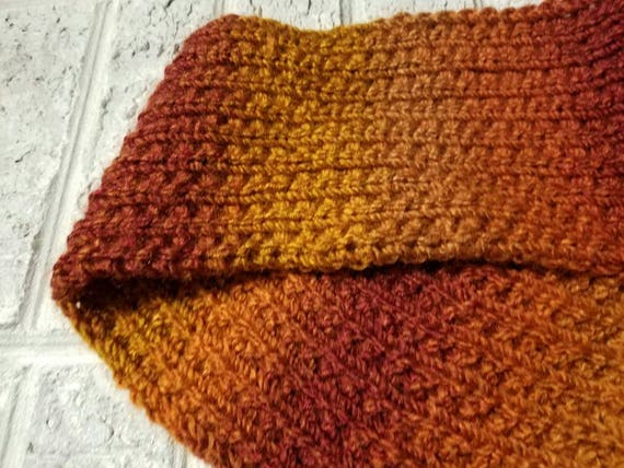 Sunset Scarf