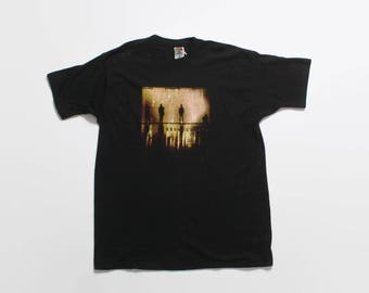 Vintage 90s SOUNDGARDEN T-Shirt / 1990s Deadstock 96 Tour Down on the Upside Concert Grunge Tee Shirt