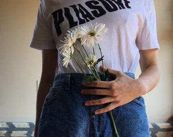 Unique Pleasure Tee | Soft Cotton T-Shirt | Vintage T