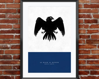 Game of Thrones - House Arryn print 11X17""