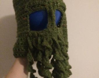 Cthulhu hat / Face mask