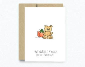 Have Yourself a Beary Little Christmas