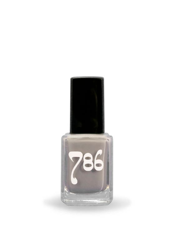 786 Cosmetics Halal Breathable Wudu Friendly Nail Polish