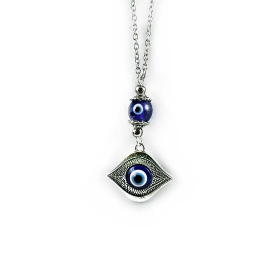 Rear View Mirror Charm Ornament Dangler Evil Eye Protection