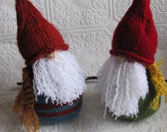 Gnome -  Knitting Pattern