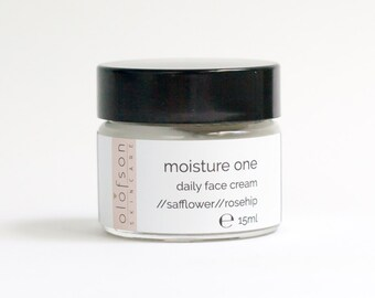 Daily Face Cream 15ml size/Moisture One
