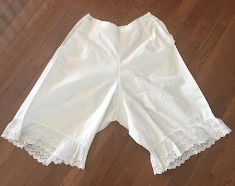 1910s bloomers   vintage edwardian lingerie