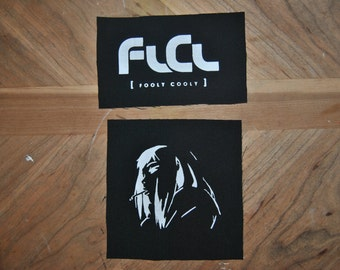 FLCL (Fooly Cooly) patch bundle