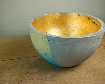 Large bowl of golden light