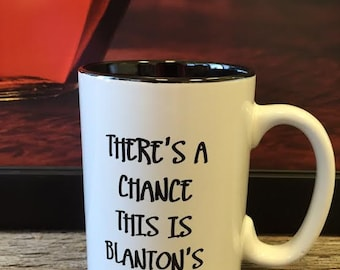 Blanton's Bourbon Coffee Mug