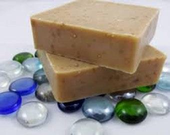 Oats and Cream soap bar
