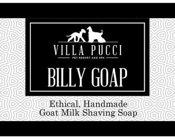 Billy Goap Shaving Soap