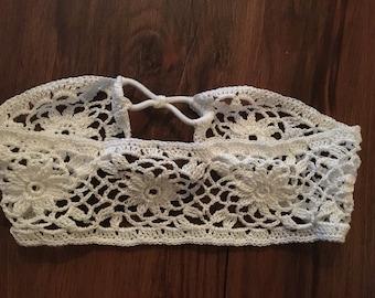 Crochet girls/ women headband
