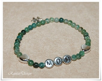 Named bracelet bracelet personalized Wish name desired text favorite name date etc. Possible guest Gifts