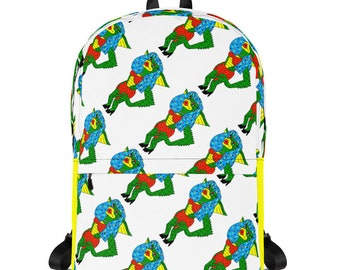 Greta Gremlin Backpack